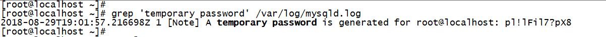检查mysql运行状态命令