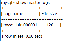 Linux服务器配置mysql的主从